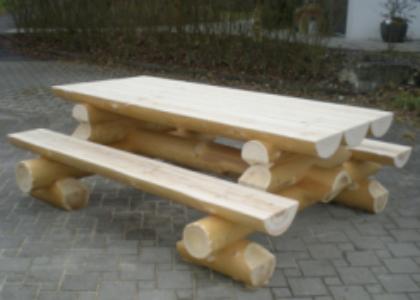 rundholztisch